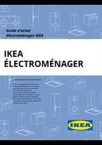 Prospectus  : Ikea Électroménager