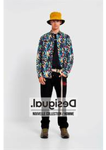 Catalogues et collections Desigual : Nouvelle Collection  Homme