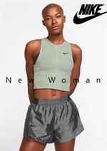 Catalogues et collections Nike : New Woman