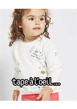 Catalogues et collections Tape à l'oeil : Bébé Fille