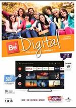 Prospectus BeDigital : Be Digital