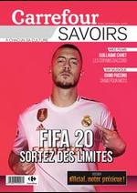 Journaux et magazines Carrefour : SAVOIRS SEPTEMBRE