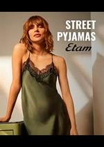 Prospectus Etam Lingerie : Street Pyjamas