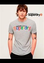 Prospectus Superdry : Nouvelle Collection / Homme