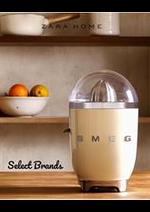 Prospectus ZARA HOME : Select Brands