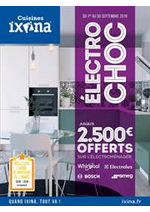 Prospectus Ixina : Électro Choc