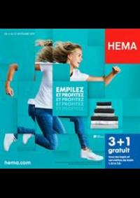 Prospectus Hema : Empilez et profitez