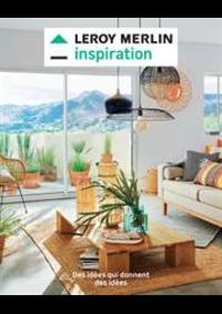 Prospectus Leroy Merlin Andelnans : Inspiration