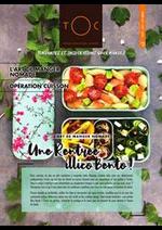 Prospectus Kitchen Bazaar : Tendances et inspirations gourmandes