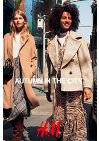 Catalogues et collections H&M Bern - Westside : Autumn in the City