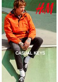 Catalogues et collections H&M Bern - Westside : Casual Keys