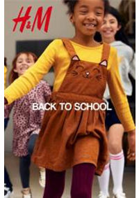 Catalogues et collections H&M Bern - Westside : Back to school