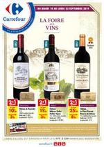 Promos et remises Carrefour : La Foire aux Vins
