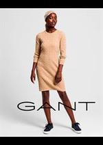 Prospectus GANT : Collection Robes
