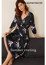Prospectus Women'secret : Summer evening