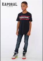 Promos et remises  : T-Shirt Garçon