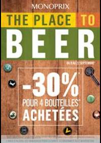 Prospectus Monoprix MULHOUSE : Guide Beer