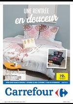 Prospectus Carrefour : Une rentrée en douceur