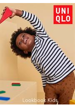 Catalogues et collections Uniqlo : Lookbook Kids