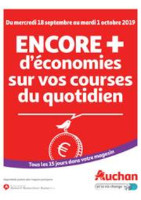 Bons Plans Auchan : Catalogue Auchan