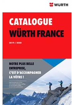 Promos et remises  : Catalogue Würth 2019/2020