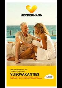 Prospectus Neckermann Tirlemont : Vliegvakanties