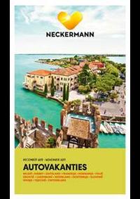 Prospectus Neckermann Tirlemont : Autovakanties