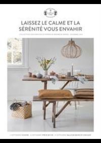 Prospectus Søstrene Grene Paris La Défense Puteaux : Laissez le calme et la sérénité vous envahir