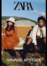 Catalogues et collections ZARA : Grunge Attitude