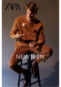 Catalogues et collections ZARA ANDERLECHT Westland Shopping Center : New Men