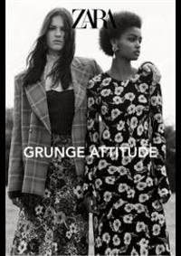 Prospectus ZARA PARIS 28-32 VICTOR HUGO : Zara Grunge attitude