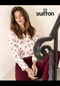 Prospectus Burton SAINT GERMAIN EN LAYE : Tendances Femme