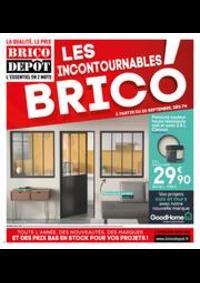 Prospectus Brico Dépôt VAIRES : LES INCONTOURNABLES BRICO