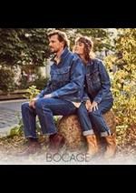 Catalogues et collections Bocage : Nouveautés