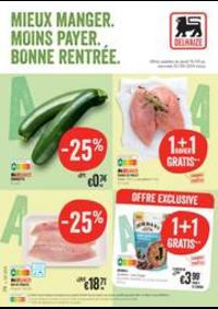 Promos et remises AD Delhaize Forest : Nouveau: Promotion de la semaine