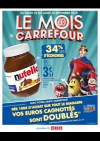 Prospectus Carrefour SAINT DENIS : LE MOIS CARREFOUR !