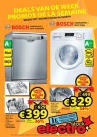 Prospectus Electro Stock Ninove : deals van Week