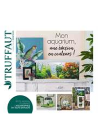 Prospectus Truffaut Baillet-en-France : Mon Aquarium, une évasion en couleurs!