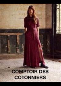 Prospectus Comptoir des cotonniers Nogent sur Marne : Lookbook Automne Hiver 19