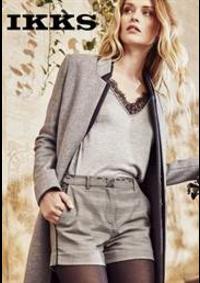 Prospectus IKKS Femmes BOULOGNE BILLANCOURT : Pantalons & Shorts  Femme