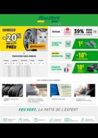 Prospectus Feu Vert Athis-Mons : Offres Feu Vert
