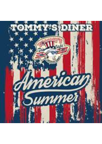 Prospectus Tommy's Café ANGERS - BEAUCOUZE  : American Summer
