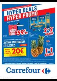 Prospectus Carrefour Express BRUXELLES Vanderkindere : Deals Hyper promo