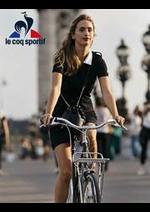 Prospectus Le Coq Sportif : Vêtements Femme