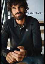 Prospectus Serge Blanco : Automne Hiver