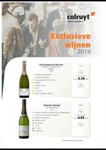 Prospectus Colruyt : Winen Acties