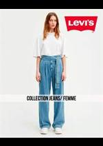 Prospectus Levi's : Collection Jeans / Femme