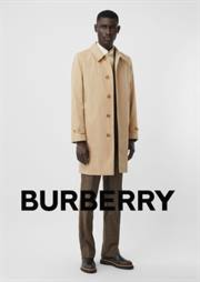 Prospectus Burberry : Collection Homme