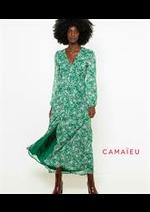 Prospectus Camaieu : Green Flowers