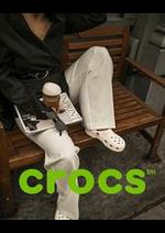 Catalogues et collections CROCS : Tendances Crocs